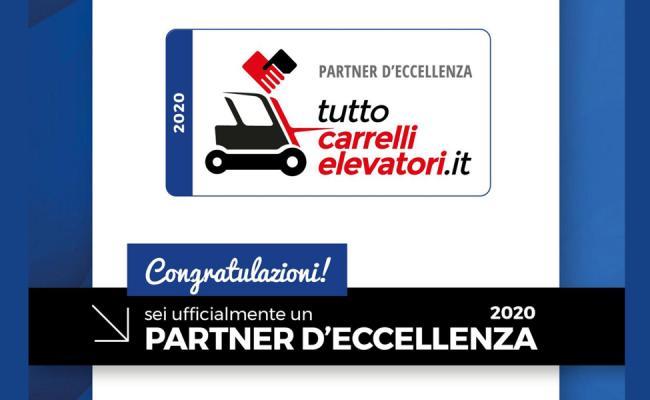Cablesteel riconosciuta partner d'eccellenza 2020
